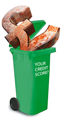Poor Credit Score?